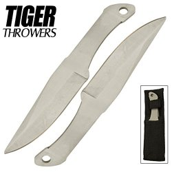 Pa0195-S2-Sl Two Phnhhs 6 Inch Vbhsw1Nvng Tiger Throwing Knives Folding Knife Edge Sharp Steel Ytkbio Tikos567 Bgf Get Your Hands On These Exclusive Awesome Uzzng5 Tiger Knives Made By Tiger Usa. Our Thick Cut, Super Sharp Knives Are Back And Better Than