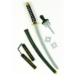 Ninja Weapon Kit (Standard)