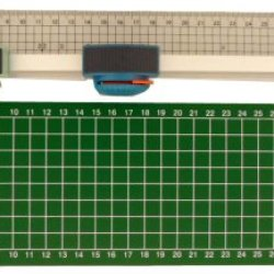 Straight Line Rotary Cutter With Ruler