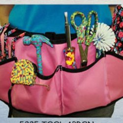 Tool Holder For Ladies-With Free 4 In 1 Floral Screw Driver