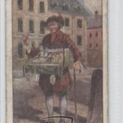 Knives, Combs Or Inkhornes. Comc Reviewed Good To Vg-Ex (Trading Card) 1916 Player'S Cries Of London 2Nd Series Tobacco [Base] #20