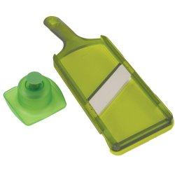 Kuhn Rikon Dual Slice Mandoline, 11-Inch, Green