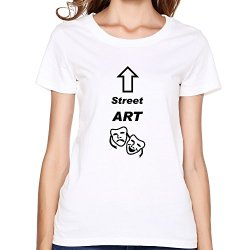 Popular Street Art Ladyt Shirt