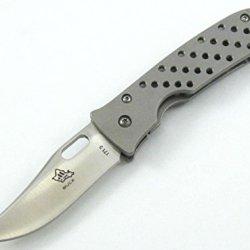 Buck 171Tts-B 171 Mayo Waimea Bos S30V Lightweight Titanium Framelock Knife