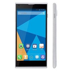 "Doogee Dagger Dg550 Mtk6592 Octa Core 1.7Ghz Andriod 4.2.9 Phone 5.5"" Ips Ogs 1280*720 1Gb Ram 16Gb Rom 13.0Mp Gps Smart Phone (White)"