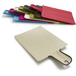 Joseph Joseph Chop2Pot Plus Folding Cutting Board Nsr016Sw , Red