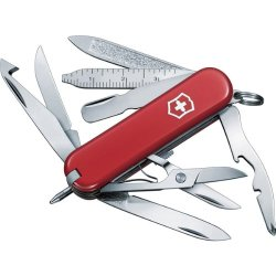 Swiss Army-Tools Swiss Army Everyday Minichamp Pocket Knife/Multi-Tool (53973) -