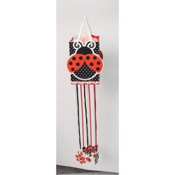 Creative Converting Ladybug Fancy Paper Pinata With Pull Strings
