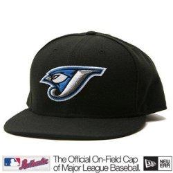 Toronto Blue Jays Mlb Authentic Baseball Cap 7-3/8 Osfa - Like New