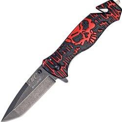 Master Usa Mc-A007Br Mc Collection Fantasy Folding Knife, 4.75-Inch Closed