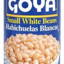 Goya Premium Small White Beans 15.5 Oz