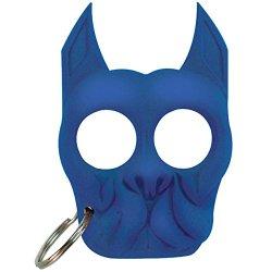 Brutus Self Defense Keychain Blue