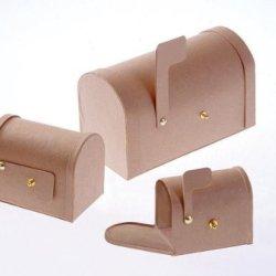 Paper Mache Mailboxs