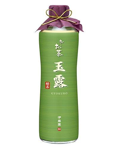 伊藤園 おーいお茶 玉露(瓶)375ml