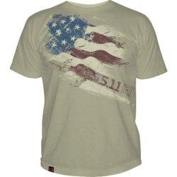 5.11 41006Cg Men'S Still There T Shirt Tan Large