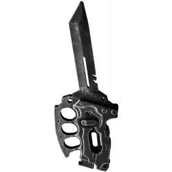 Battle Kata Knife Costume Accessory
