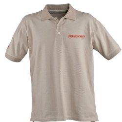 Boker Polo Shirt (Medium, Desert)