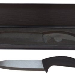Metro Fulfillment House Kyoto Ceramic Chef Knife, 6-Inch