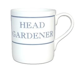 Stubbs Mugs Head Gardener Mug Bone China