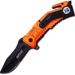 Mtech Usa Mt-592Emt Folding Knife 4.75-Inch Closed