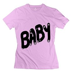 Girl Baby1 Tshirt - Hot Design Pink T Shirt