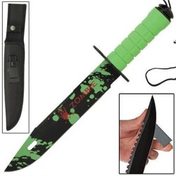 Zombie Killer Outdoor Hunting Knife