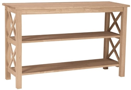 Image of International Concepts Hampton Console Or Sofa Table (OT-70S)