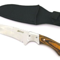 New M-Tech Fixed Blade Hunting Knife Mt080