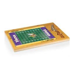 Nfl Minnesota Vikings Icon 3-Piece Cheese Set