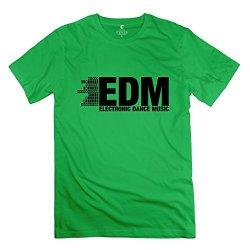 Edm Music Hot Men T-Shirts
