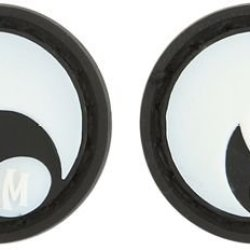 Maxpedition Gear Googly Eyes Patch (Set Of 2), Glow, 0.9 X 0.9-Inch