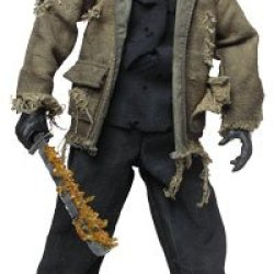 Jason Voorhees 14 Inch Figure From Freddy Vs Jason (Made By Sideshow Toy)
