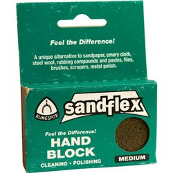 Bonsai Tree Sandflex Cleaning Block (Medium) From Bonsaioutlet