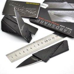 Hot Selling Sinclair Cardsharp 2 Credit Card Knife Wallet Folding Safety Knife Pocket Camping Hunting Knife
