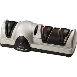 Kitchen Electric Knife Sharpener, Grinds And Polishes, Blade Guides