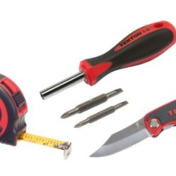 Tekton 1832 Home Project Tool Set, 3-Piece