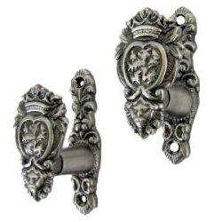 Medieval Lion Head Hooks Set