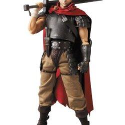 Medicom Berserk: Band Of The Hawk Version Guts Real Action Hero Figure