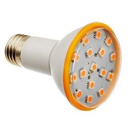 4 W E27 16 X5050Smd Lm 3000 K, 288-320 The Warm White Led Bulb Sizes (200-240 - V)