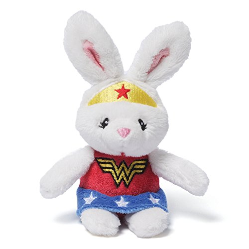 Baby Gund DC Comics Rattle Wonder Woman Anya