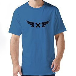 Funny Crosswing Mens Tee Shirts
