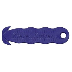 Nsf Safety Cutter, 5 In., Blue, Pk10 Kcj-Md