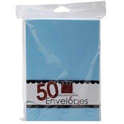 Bazzill A7 Envelopes -Vibrant Blue