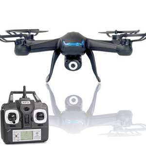 KiiToys-X007-Quad-Copter-with-2MP-720p-HD-Spy-Camera-2nd-Generation