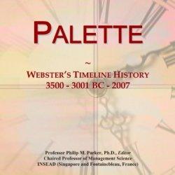 Palette: Webster'S Timeline History, 3500 - 3001 Bc - 2007