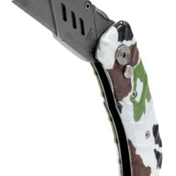 Snap-On 870619 Utility Knife With Tapered Camo Handle