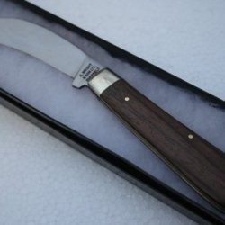 New Sheffield Pruner Pen/Pocket Knife Rosewood Scales