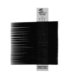 "Smartstock Ssk51 7"" Length, Black Color, Plastic Polystyrene Knife Refill (24 Packs Of 40)"