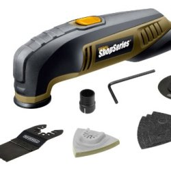 Rockwell Ss5120 Shop Series Sonictool Oscillating Kit With Universal Fit System
