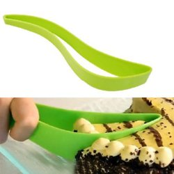 Leaf Shape Cake Cutting Knife Cake Cutter Knife